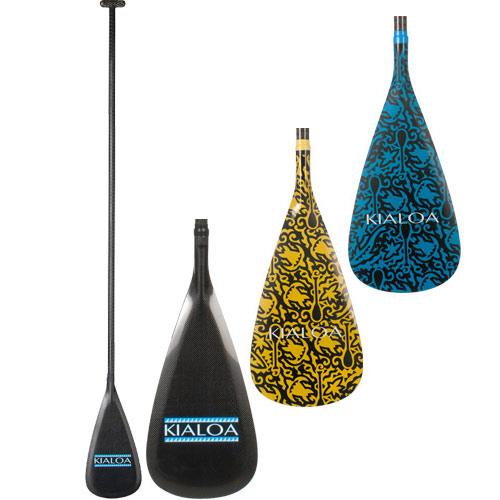 Shaka Puu SUP Paddle- Kialoa Paddles