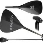 Werner Spanker Carbon Fiber SUP Paddle