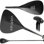 Spanker 2-piece Adjustable Carbon Fiber SUP Paddle- Werner