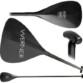 Spanker 2-piece Adjustable Carbon Fiber SUP Paddle- Werner