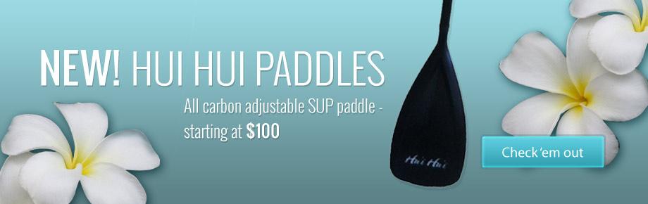 Hui Hui Paddles